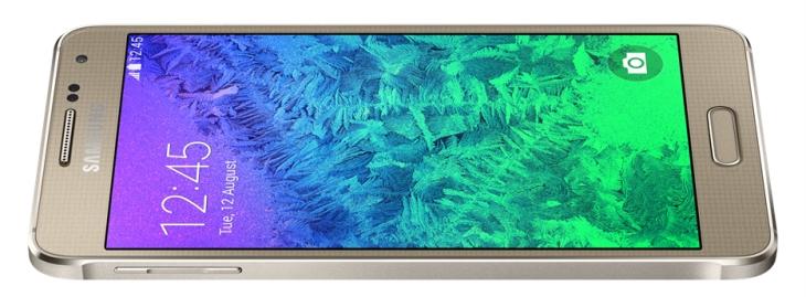 Samsung Galaxy Alpha szerviz