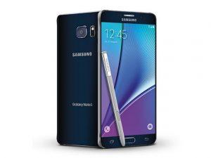 Samsung Galaxy note 5 szerviz: Samsung Galaxy Note 5 kijelzőés érintőüveg csere